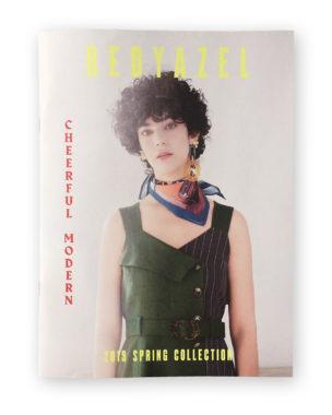 REDYAZEL 2019SS カタログ/タブロイド/DM(株式会社バーンデストローズジャパンリミテッド 様)